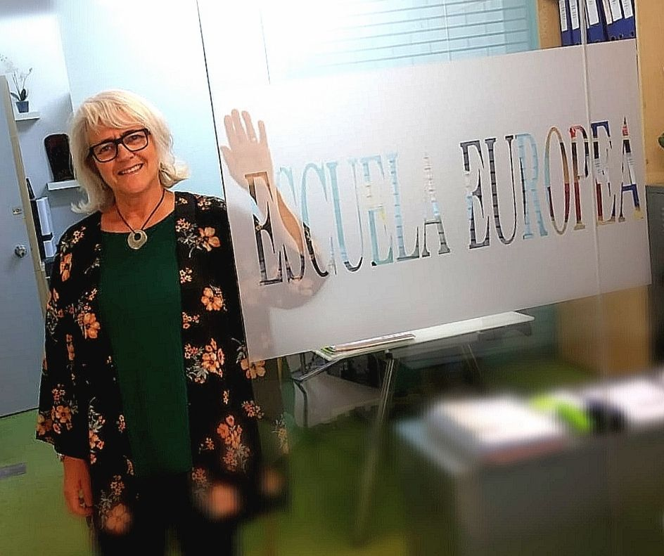 Charo Gómez Haces Directora de Ecuela Europea