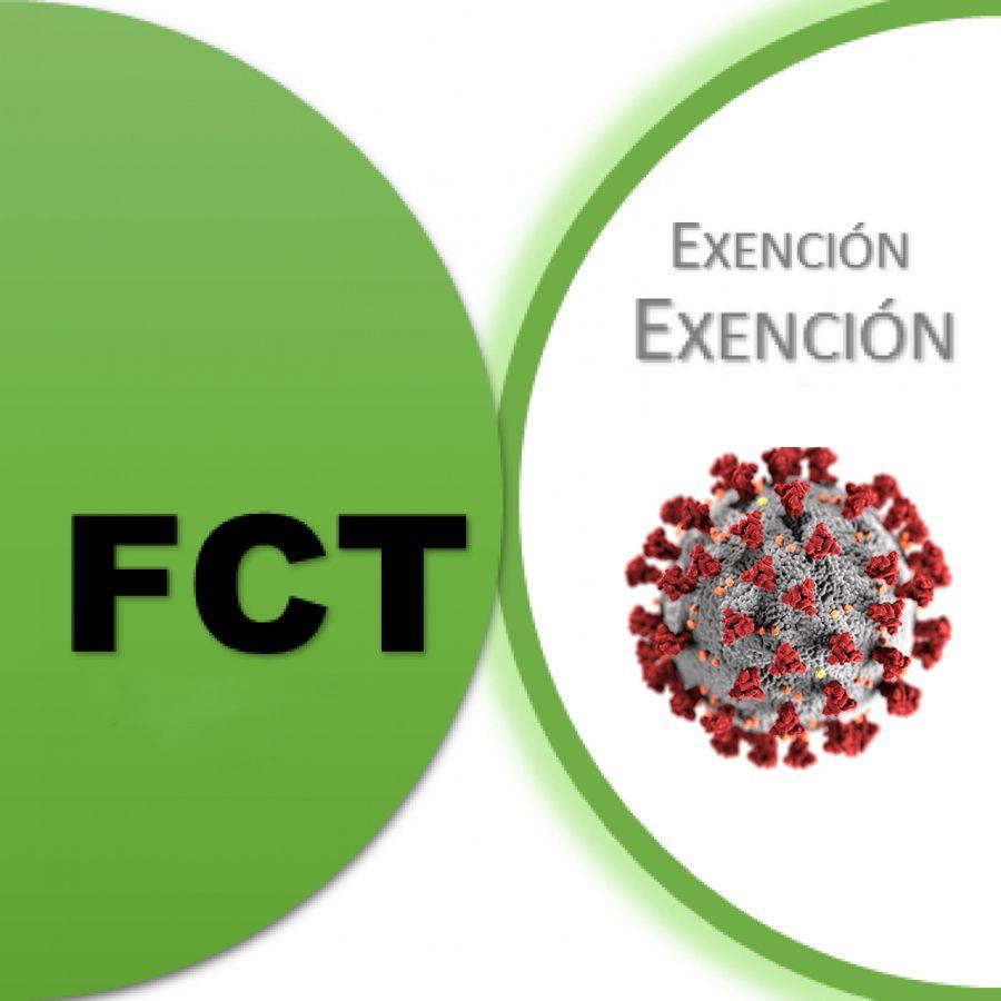 Exención Fct Coronavirus 2020/2021 excepciones
