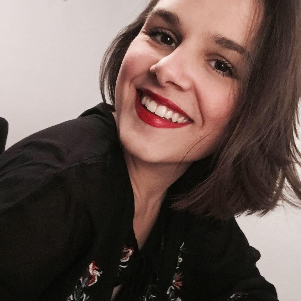 Natalia Concha antigual alumna de Administración Y Finanzas de Escuela Europea